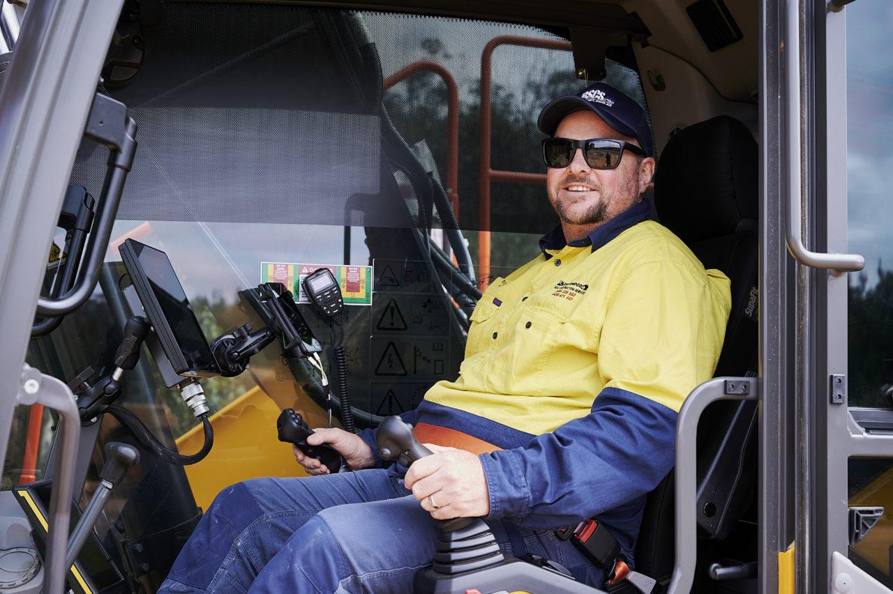 Braidwood Soil Construction Service & CJD Equipment 2