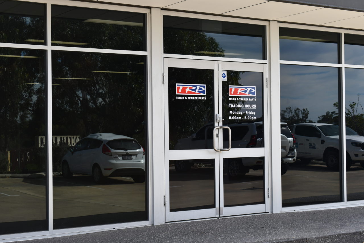 CJD Equipment Bibra Lake - Dedicated TRP Parts Store Open this May! 2