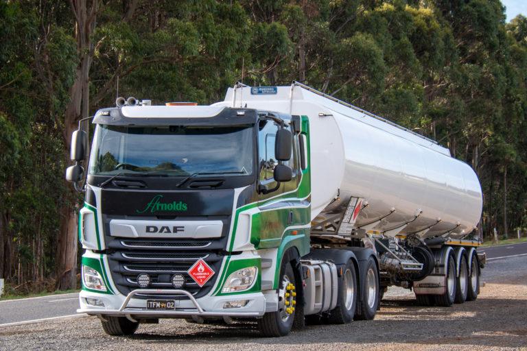 New DAF CF 480 FTT Impresses Gaspac Motors