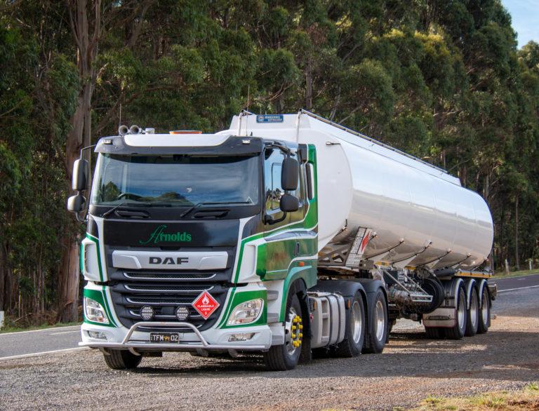 New DAF CF 480 FTT Impresses Gaspac Motors 1