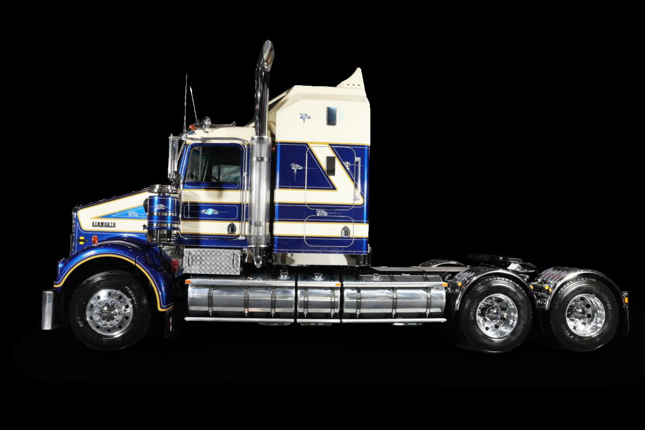 Kenworth 50th Anniversary Edition Legend SAR Truck Unveiled 3