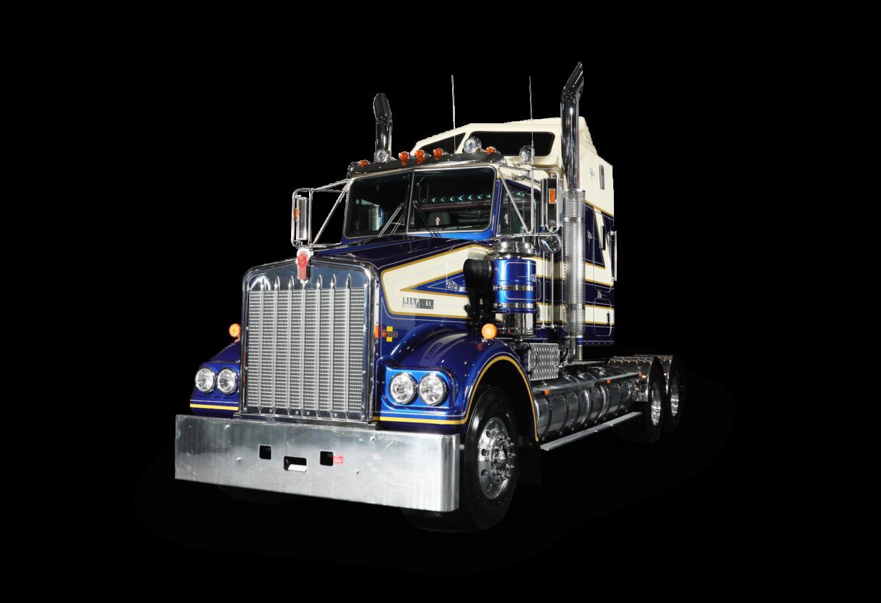Kenworth 50th Anniversary Edition Legend SAR Truck Unveiled 2