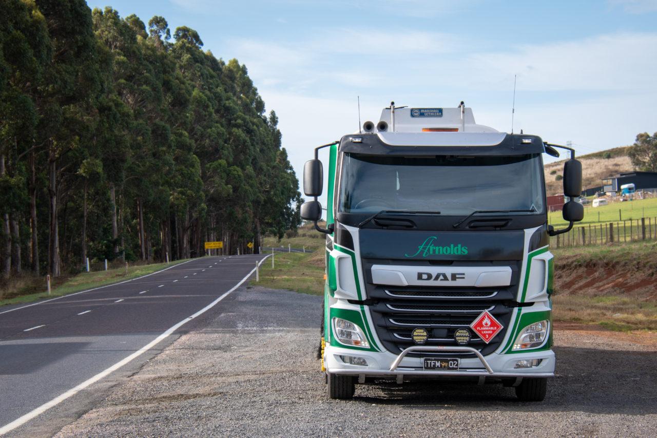 New DAF CF 480 FTT Impresses Gaspac Motors 5