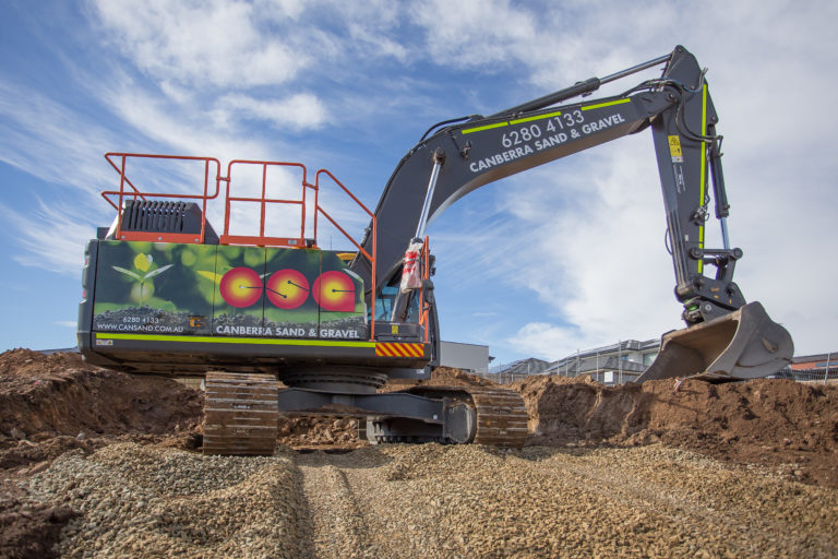 Canberra Sand and Gravel & CJD Equipment